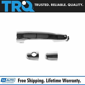 Trq Front Outside Exterior Chrome Door Handle Lh Or Rh For Es300 Es330 Tc Camry