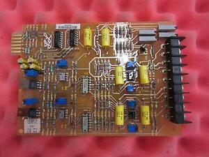 Ird Mechanalysis 25891 Circuit Board 100 Ohm Plat 0 300 Deg F