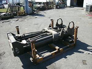 60dmd53300004 Forklift Mast Upright Lift New Complete W Carriage