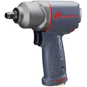 Ingersoll Rand Ir 2115qtimax 3 8 Quiet Titanium Impact Wrench Free Shipping