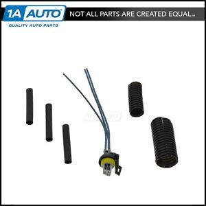 Diesel Fuel Injection Control Pressure Sensor Connector For Ford Truck