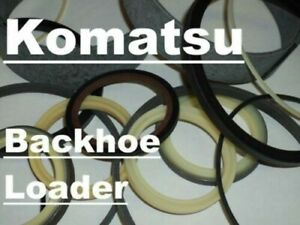 878000491 Backhoe Stick Arm Cylinder Seal Kit Fits Komatsu Wb140ps 2n Wb150 2