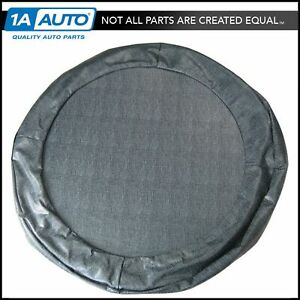15 Grey Crowfeet Spare Tire Cover For Olds Chevy Pontiac