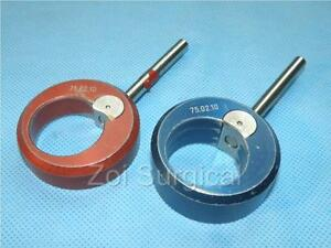 Synthes 75 02 10 Red And Blue Adapters Set