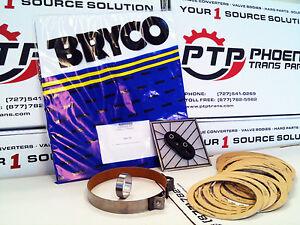 Turbo 350 Th350 Transmission Rebuild Kit 69 86 With Raybestos Clutch Pack Chevy