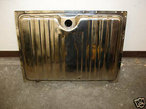 1970 Ford Mustang Stainless Steel Gas Tank Sending Unit New
