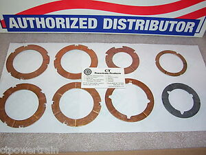 C6 New Thrust Washer Kit Less Selectives 1966 On For Ford Lincoln Mercury Merc