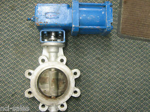 Somas Butterfly Valve 6 opening And Actuator Vss f5 dac a11