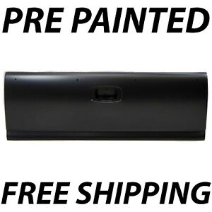 New Painted To Match Rear Tailgate For 1999 2006 Chevy Silverado Gmc Sierra