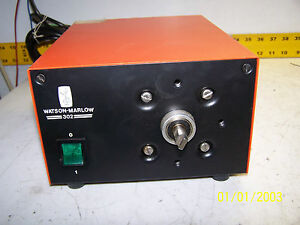 Watson Marlow Peristaltic Pump Drive Model 302 Type 302sm 66