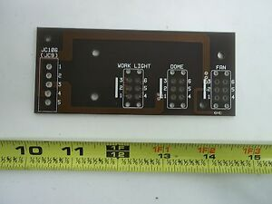 109019 Crown Forklift Card switch