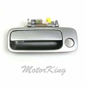 For 1997 2001 Toyota Camry Front Left Driver Outside Door Handle Gray 1b2 B445