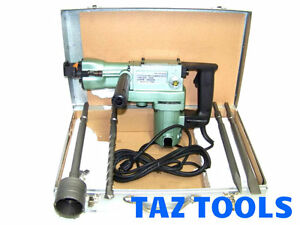 1 1 2 Rotary Demolition Hammer Drill With Core Drill Bit H d 2 In 1 850 Watts