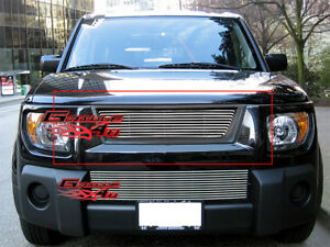 Fits 2003 2006 Honda Element Main Upper Billet Grille Insert