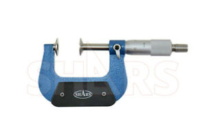 Shars 1 2 Disc Micrometer New