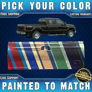 New Painted To Match Rear Tailgate For 1999 2007 Ford F250 F350 Super Duty Truck