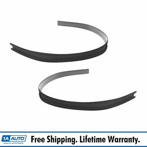 Run Channel Seal Pair For Jeep Cj Scrambler Wrangler