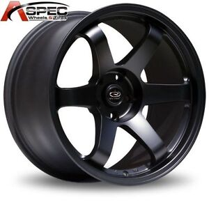 17x9 0 Rota Grid Wheels 5x114 3 Rims Et42mm Fits Honda Civic 2006 2012