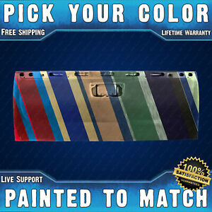 New Painted To Match Rear Tailgate For 2007 2013 Chevy Silverado Gmc Sierra