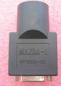 Snap On Scanner Mt2500 Mtg2500 Solus Ethos Modis Verus Mazda 1 Adapter Mt2500 53