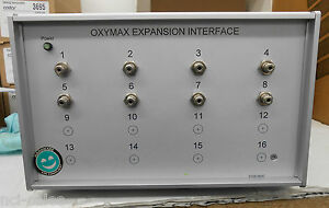 Columbus Instruments oxymax Expansion Interface Oxyman Xpi 8 115 Vac