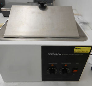 Precision All Stainless Steel Water Bath Model 184 C Q Limited Orbital Rotator