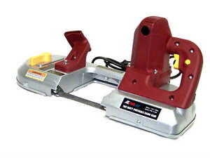 Heavy Duty Portable Band Saw 4 1 2 Cut Capacity Electric Hack Saw Ate
