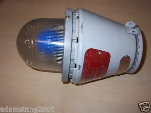 Appleton A 51 Series Explosion Proof Light Fixture 300vac 100 Watts