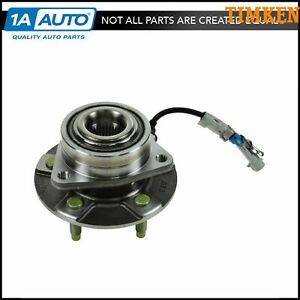 Timken 513189 Sensor Front Wheel Hub Bearing Lh Or Rh For Pontiac Chevy W Abs