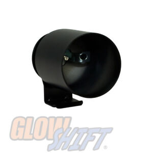 52mm Universal Single Black Metal Gauge Pod Mount Holder Gs U01b