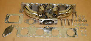 Vw Golf 1 8t T3 Audi Turbo Stainless Manifold Header