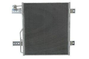 International Ac Condenser Fits 4200 4300 4400 8500 2001 2006 1e4897 2505650c92