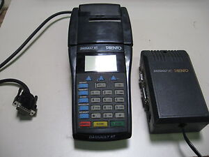 Dassault At Talento Credit Card Machine And Printer