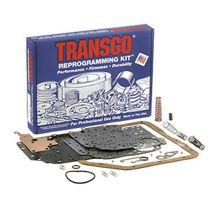 Turbo 350 Th350 Transmission 1 2 Shift Kit 1969 And Up Transgo Reprogramming