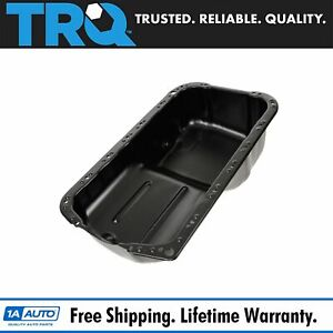 Engine Oil Pan For Honda Accord Odyssey Prelude Acura Cl W 4 Cylinder Engine