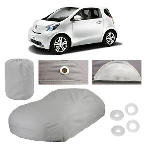Scion Iq 4 Layer Car Cover Fitted In Out Door Water Proof Rain Snow Uv Sun Dust