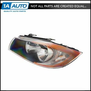 Headlight Driver Side Lh Left 63116942725 New For Bmw 3 Series