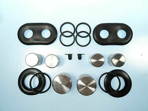 Aston Martin Db5 Db6 Dbs Dbs V8 New Rear Stainless Caliper Piston Seal Kit