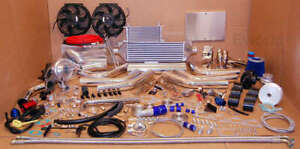 For Volvo 240 Stainless Ss T3t4 Turbo Charger Kit