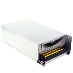 Generic 600w Dc 12v 50a Dc Switching Power Supply For Cctv Camera Strip Lights