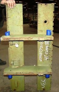 2340773 Clark Forklift Upright Mast Carriage Weld Class Iii 3 New 41 x20