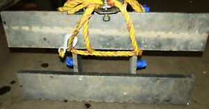 2385109 Clark Forklift Upright Mast Carriage Weld Class Iii 3 New 37 x20