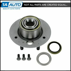 Wheel Bearing And Hub Front For Plymouth Dodge Chrysler