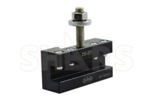 250 201 Bxa 1 Quick Change Turning Facing Lathe Tool Post Holder 3 5 Length