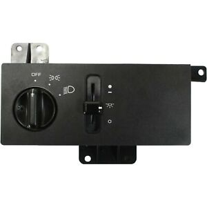 Headlight Switch For 94 98 Jeep Grand Cherokee Blade Type 14 prong Male Terminal