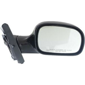 Power Mirror For 1996 2000 Dodge Grand Caravan Right Side Manual Fold Paintable