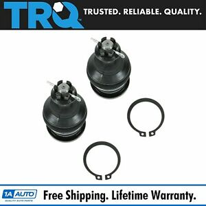 Front Upper Balljoint Ball Joint Pair Set For 4runner Sequoia Tacoma Tundra