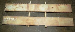 2355701 Clark Forklift Upright Mast Carriage Weld Class 2 Ii Used 49 x16