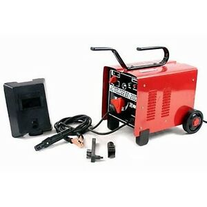 Arc Welder 110 220v Ac Welding Machine 250 Amp Mask Accessories