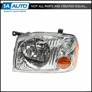 Headlight Headlamp Lh Left Driver Side For 01 04 Nissan Frontier Xe Pickup Truck